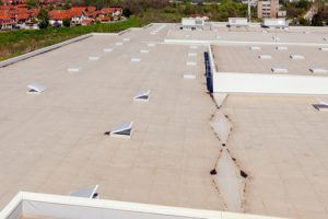 Common Maintenance Steps for Your Commercial Flat Roof DFW, TX