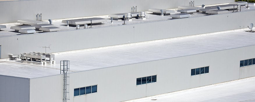 Flat Roof Coating DFW