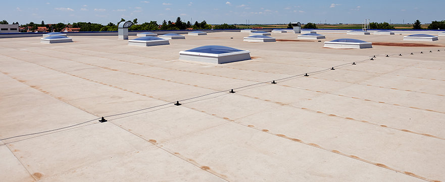 Flat Roofing DFW