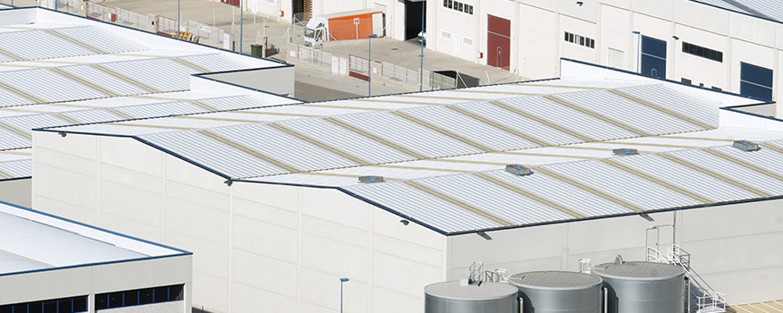 Industrial Roofing DFW