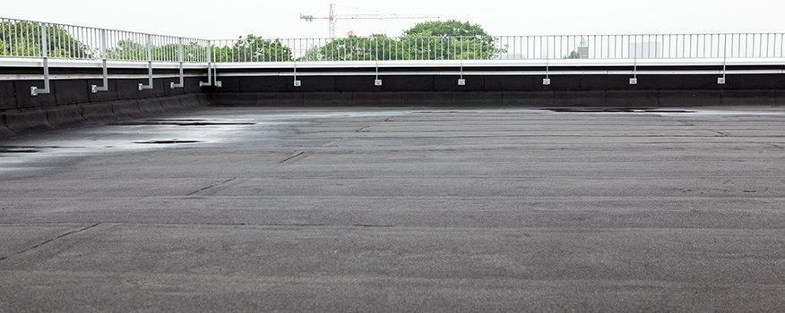 Modified Bitumen Roof DFW