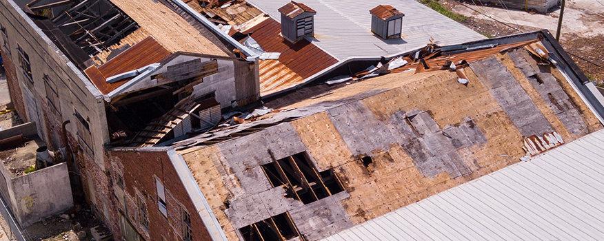 Roof Damage Restoration DFW