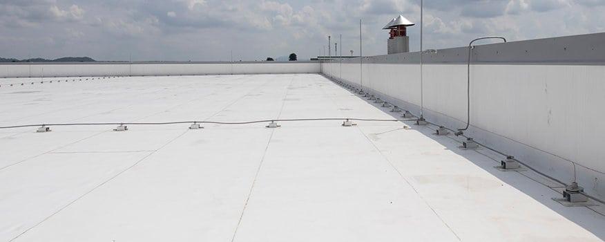 TPO PVC Roofs DFW